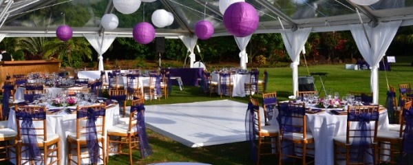 Tent Rental Services Oahu HI